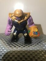 Custom Marvel Avengers Villain Thanos Infinity War End Game Minifigure