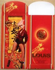 Ang pow-red packet Louis Hair & Beauty 1 pc 2012 new