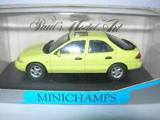 Minichamps 1:43 430 082071 FORD MONDEO LIMOUSINE 5-DOOR 1993 Yellow NEW