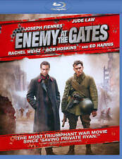Enemy at the Gates (Blu-ray Disc, 2013 - NEW!!