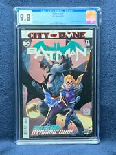 "Batman #77 Vol 3 Comic Book - CGC 9.8 - ""Death"" of Alfred Pennyworth"