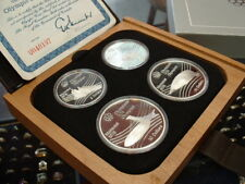 CANADA 1976  SILVER OLYMPIC  PROOF SET ** No VII **