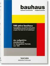 Bauhaus von Magdalena Droste 1919-1993 Taschenbuchausgabe  256S.