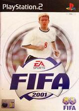 FIFA 2001 (Sony PlayStation 2, 2001)