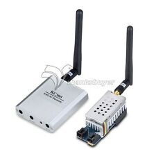 TS352+RC305 FPV 5.8G 500mW AV A/V Transmitting 8 Channels Receiving System FPV