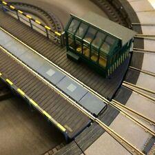 Fleischmann Plastic HO Scale Model Train Tracks