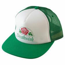 Deathwish Rose Trucker Snapback Hat