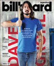 Dave Grohl - Foo Fighters - Billboard Argentina Magazine # 12 July 2014
