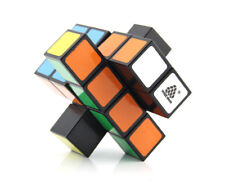 WitEden Standard 224 2x2x4 Full Function Magic Cube Twist Puzzle Black