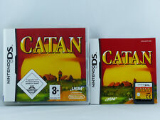 Catan für Nintendo DS/Lite/XL/3DS - OVP+Anl. - Sehr gut