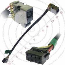 HP 240 G2 DC Jack Toma De Alimentación Con Conector De Cable Alambre Arnés