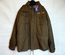 Surplus Vintage Style Regiment M65 Military Jacket size XXL