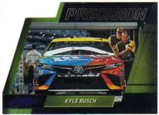 2017 Panini Absolute Racing Precision Spectrum Blue /199 #3 Kyle Busch