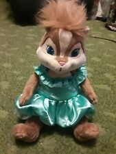 Build A Bear Brittany Chipmunk With Green Dress
