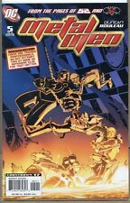Metal Men 2007 series # 5 near mint comic book