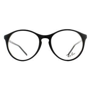 Ray-Ban Eyeglasses RB5371 2000 Black 53mm Womens