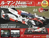 Le Mans 1/43 Cars Collection 1 Toyota TS050 Hybrid 2017 SPARK NEW Japan