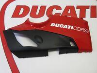 Ducati right hand lower half fairing panel red Panigale V4R 48019262BT V4 R