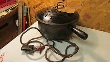 Antique Electric Popcorn Popper