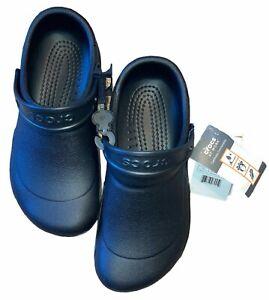 Crocs Men's and Women's Specialist Clog | Work Shoes W 10/M 8