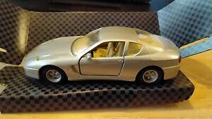MAISTO SHELL - FERRARI 456 GT  GRAY      1/39 APROX