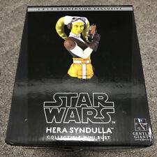Star Wars Gentle Giant Hera Syndulla 2019 Limited