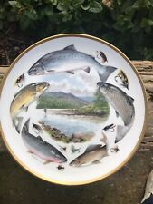 COALPORT McPHAILS GAME FISH PLATE SEE OTHER PLATE LISTED.