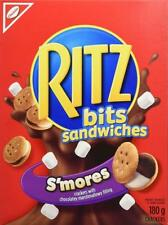 🇨🇦      3 X boxes of RITZ SMORES Sandwiches - Direct from CANADA  180gx3=540g