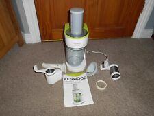 Kenwood TYPE FGP20 Spiralizer