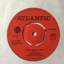"ARTHUR CONLEY: ""SHAKE, RATTLE & ROLL"" on UK ATLANTIC 584121 (mint minus copy)"