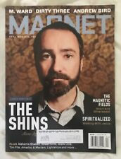 MAGNET MAGAZINE - THE SHINS-MAGNETIC FIELDS-SPIRITUALIZED-M. WARD  #86 2012