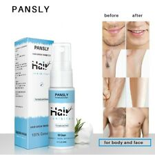 Pansly Hair Growth Inhibitor Painless Hair Removal spray Privates Shrink Pores