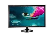 Hanns.G HL225DPB 55cm 22 Zoll FullHD Monitor Bildschirm 1920x1080 Lautsprecher