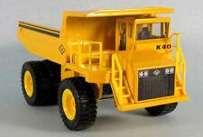 SIKU O&K K40 Heavy-Duty Tipper Truck (Yellow) 1/55 Scale Diecast Model SUPER!