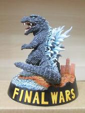 Unpainted SD Godzilla Final Wars Resin model kit Gamera Ultraman ( Image )