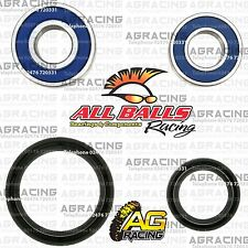 All Balls Front Wheel Bearing & Seal Kit For KTM Comp 400 1996 96 Supermoto New