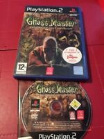 Ghost Master the Gravenville Chronicles (PS2) -vgc  - Complete -