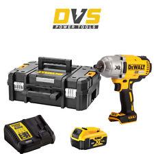 """DeWalt DCF899P1 Cordless 18V XR 1/2"""" Brushless Impact Wrench & TSTAK Case Set"""