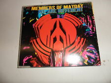 Cd   Members Of Mayday  ‎– We Are Different