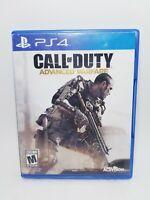 Call of Duty Advanced Warfare  ps4 PlayStation 4