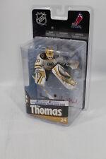 McFarlane Tim Thomas Bruins Serie 24 All-Star Level Autograph 91/100 Super Chase