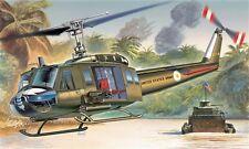 Italeri [ITA] 1:72 UH-1D Slick Plastic Model Kit 1247 ITA1247