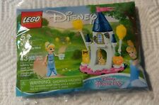 LEGO 30554 Disney Princess Cinderella Mini Castle Polybag 43pcs New US SELLER