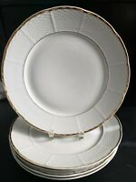BAUM BROTHERS PRINCESS 5 DINNER PLATES  BY THUN. EXCELLENT CONDITION