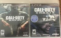 Call of Duty: Ghosts (PlayStation 3, 2013)