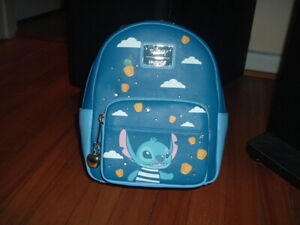 LOUNGEFLY STITCH WITH LANTERNS MINI BACKPACK~ WITH TAGS~BRAND NEW~