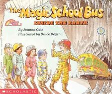 The Magic School Bus Inside The Earth (Turtleback