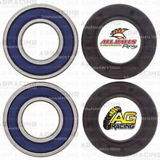 All Balls Rear Wheel Bearings & Seals Kit For Kawasaki KDX 250 1991 91