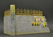 DioDump DD027 Cinder block wall corner 'Fallujah' 1:35 scale diorama model kit