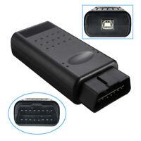 D23 OBD2 OP-Com USB für Opel Single Layer PCB Adapter Firmware v1.99 2014V OPCOM